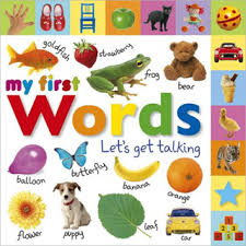 first words books