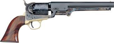 1851 navy revolver