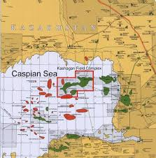 kazakhstan oil production