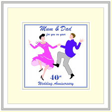 card wedding anniversary