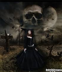 gothic wiccan