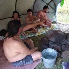 indian sweat lodge