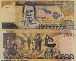 philippine coins and bills
