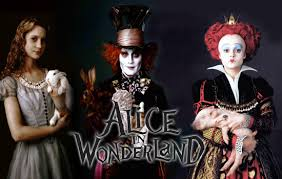 alice in the wonderland characters