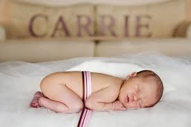 baby carrie