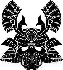 japanese warrior masks