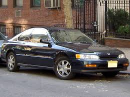 honda accord 1995 coupe