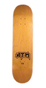 atm skateboard deck