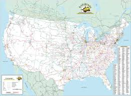 railroad maps united states