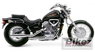 2003 honda shadow 600