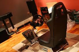 game racing seats