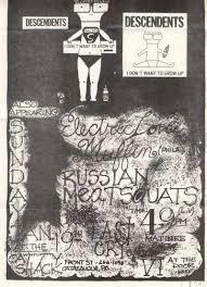 descendents poster