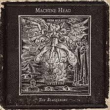 machine head blackening