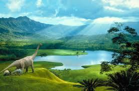 dinosaur scenes