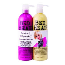 bedhead shampoo and conditioner