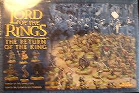 game workshop lord of the rings