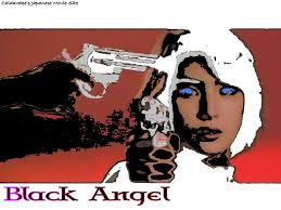 pictures of black angel