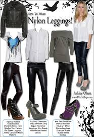 fashionable leggings