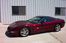 2003 corvette coupe