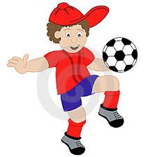 footballer cartoons