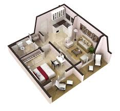 1 bed apartment