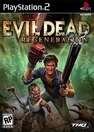 evil dead regeneration ps2