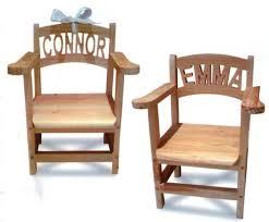 children wooden chairs