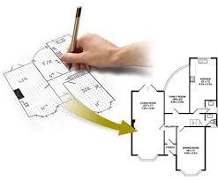 sketch floor plan