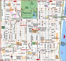 mid town manhattan map