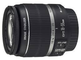canon lens 18 55mm