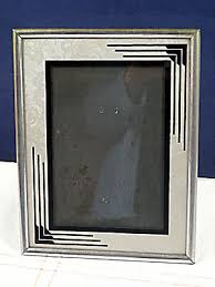 art deco photo frame