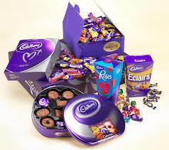 cadbury chocolates