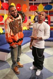 pictures of chris brown and bow wow