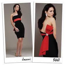 red black dresses