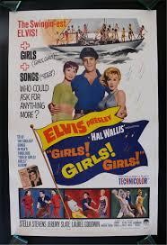 girls girls girls elvis presley