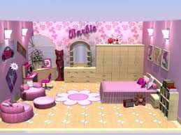 barbies room