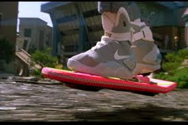 hoverboard back to the future