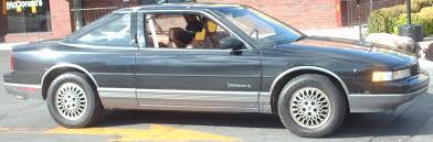 1991 oldsmobile cutlass