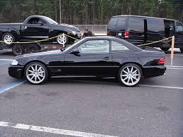 1999 mercedes sl 500