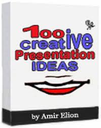 creative presentation