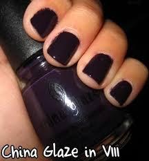 china glaze swatches