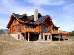 building log houses