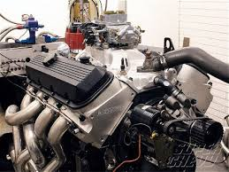 454 big block motor