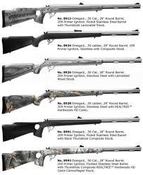 muzzle loader rifles