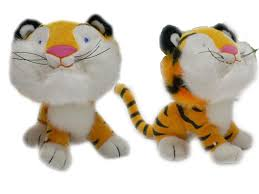 soft toy tigers