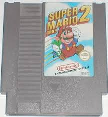 nes super mario brothers 2