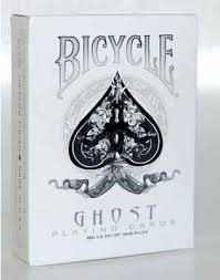 bicycle cards ghost