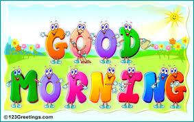 goodmorning greetings