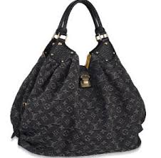 black louis vuitton purse