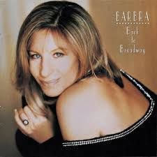 Barbra Streisand - Back To Broadway